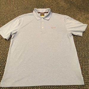 Men's Greg Norman Golf Shirt - Size Medium